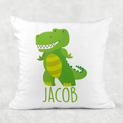 Personalized Dinosaur Snuggle Pillow