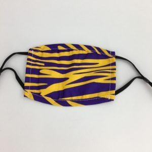 Tiger Strip Face Masks