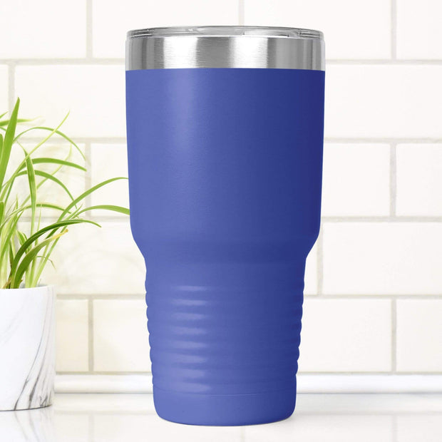 Personalized Unicorn Tumbler Cup Choose Cup Size And Color 20 oz. or 30 oz.