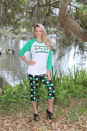 St. Patty's Day Leggings