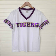Tiger Sequin Shirt