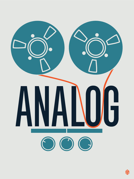 Analog Print -  - Print - Christopher David Ryan - CDR