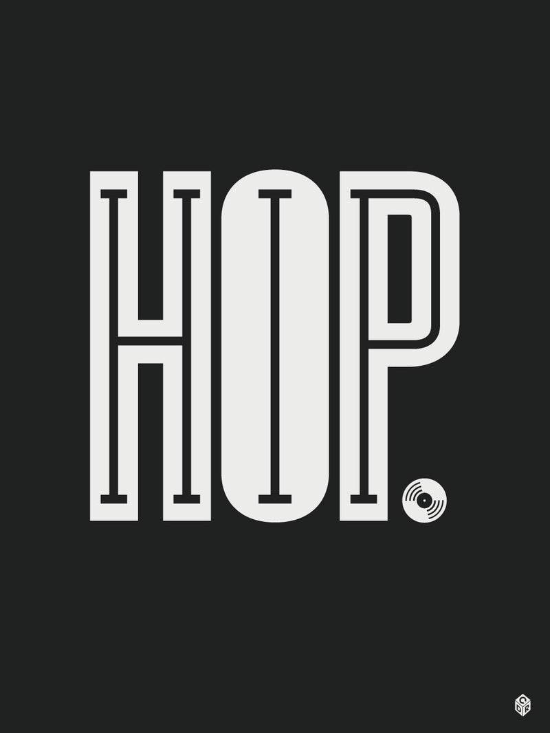 Hip-Hop Print -  - Print - Christopher David Ryan - CDR