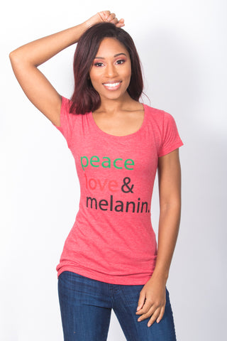 Peace, Love & Melanin