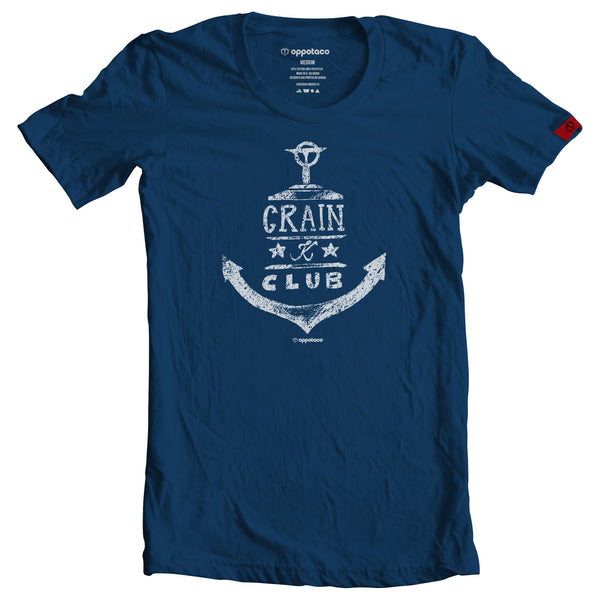 Crain K Club - Navy