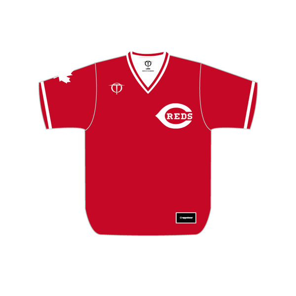 REDS Oppotaco Game Day Jersey - RED