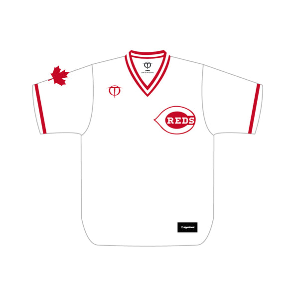 REDS Oppotaco Game Day Jersey - WHITE