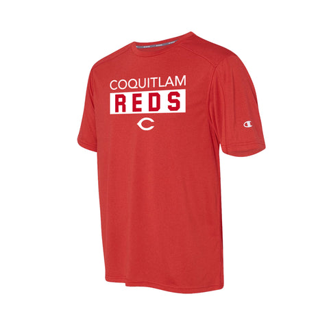 REDS Champion Performance Tee - Red