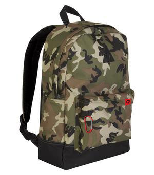 Oppotaco Classic Back Pack - Camo
