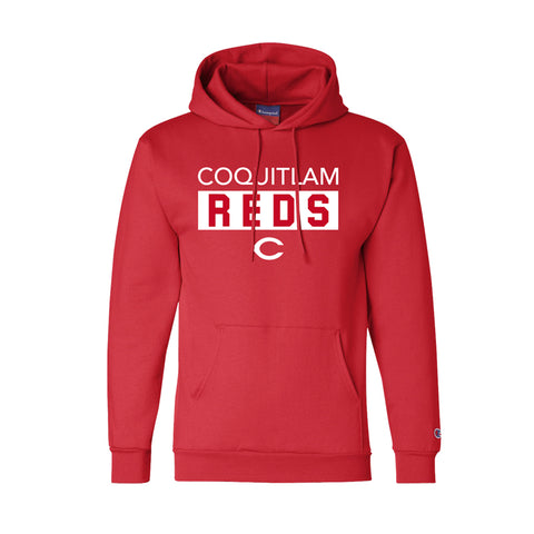 REDS Champion Hoodie - Red