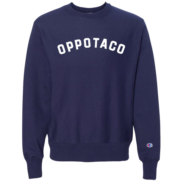 Champion - Oppotaco Crew Neck - Navy