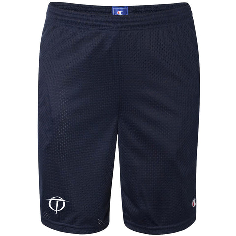 "Champion - Oppotaco 9"" Pocketed Mesh Shorts"