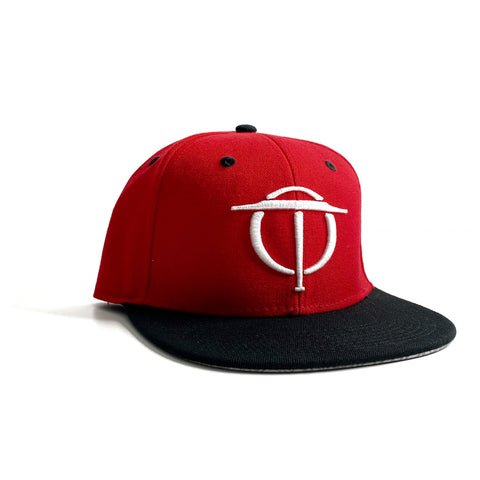 Classic III Snap Back - Red/Black