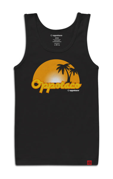 The Vacation Tank - Black