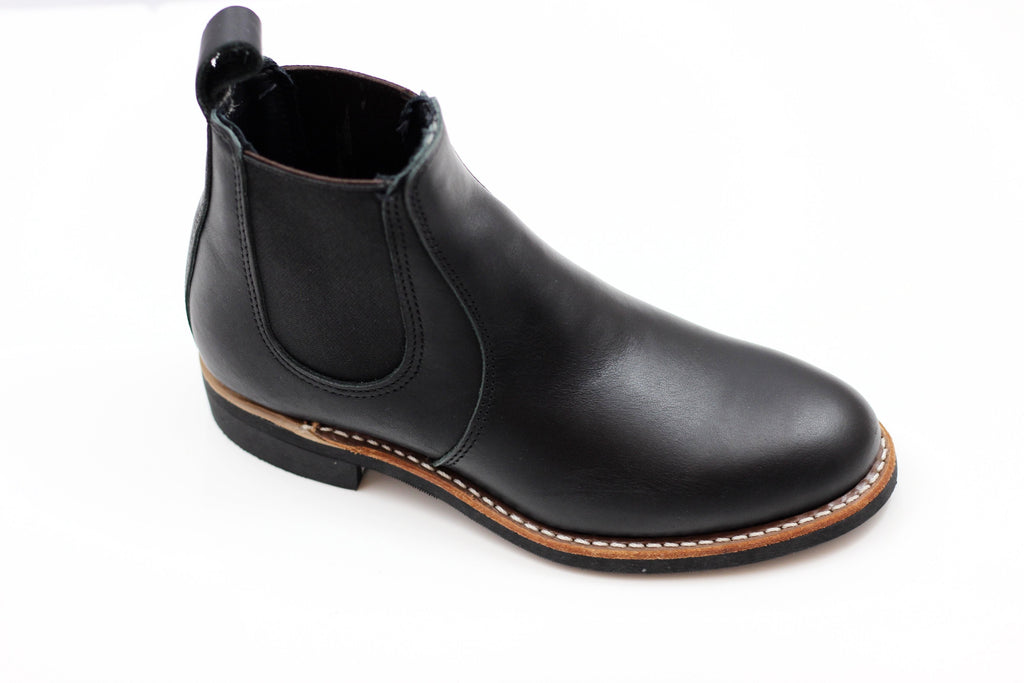 Red Wing Women's 6 Inch Chelsea Boot - Black Leather