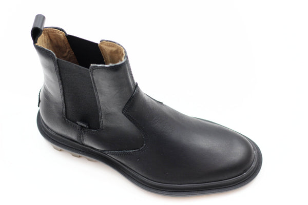 Sorel Mens Ace  Chelsea Boot - Black Leather