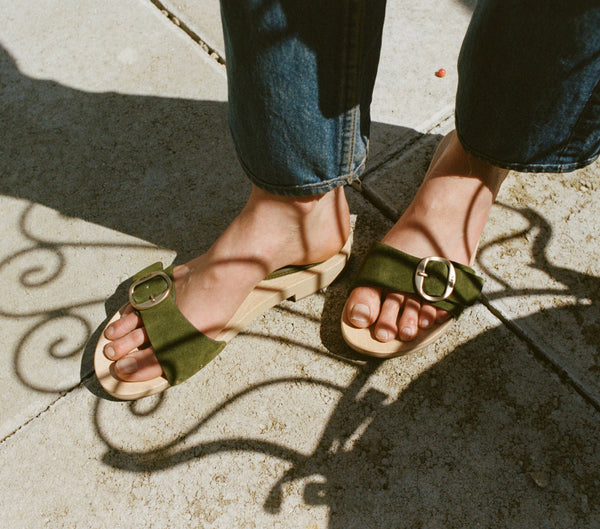 Swatches: MERCATA SANDAL