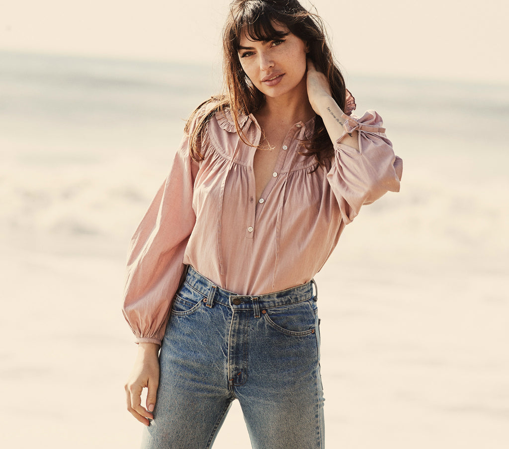 BILLIE JEAN TOP -- WILDBERRY