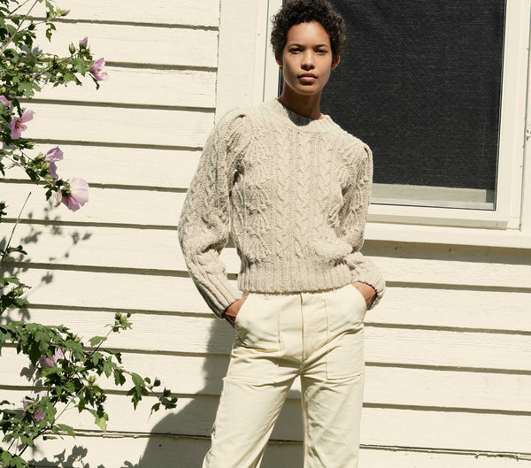 Swatches: Marlow Sweater