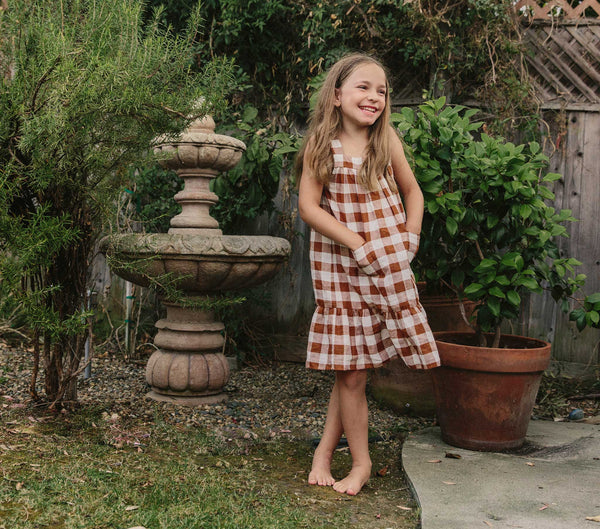 Swatches: Little Eve Dress