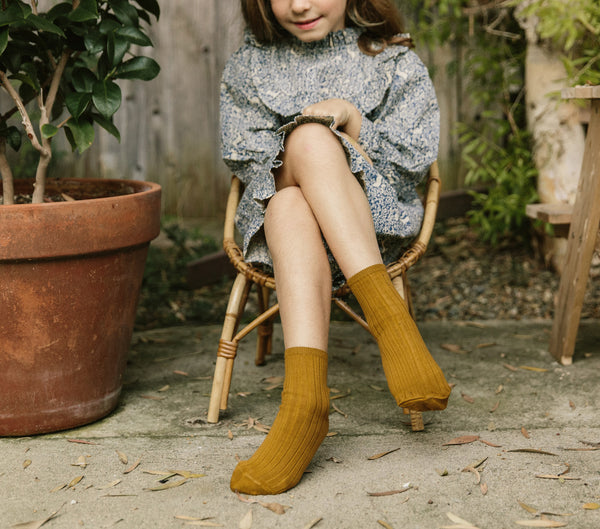 Swatches: Collégien Kids Ankle Sock