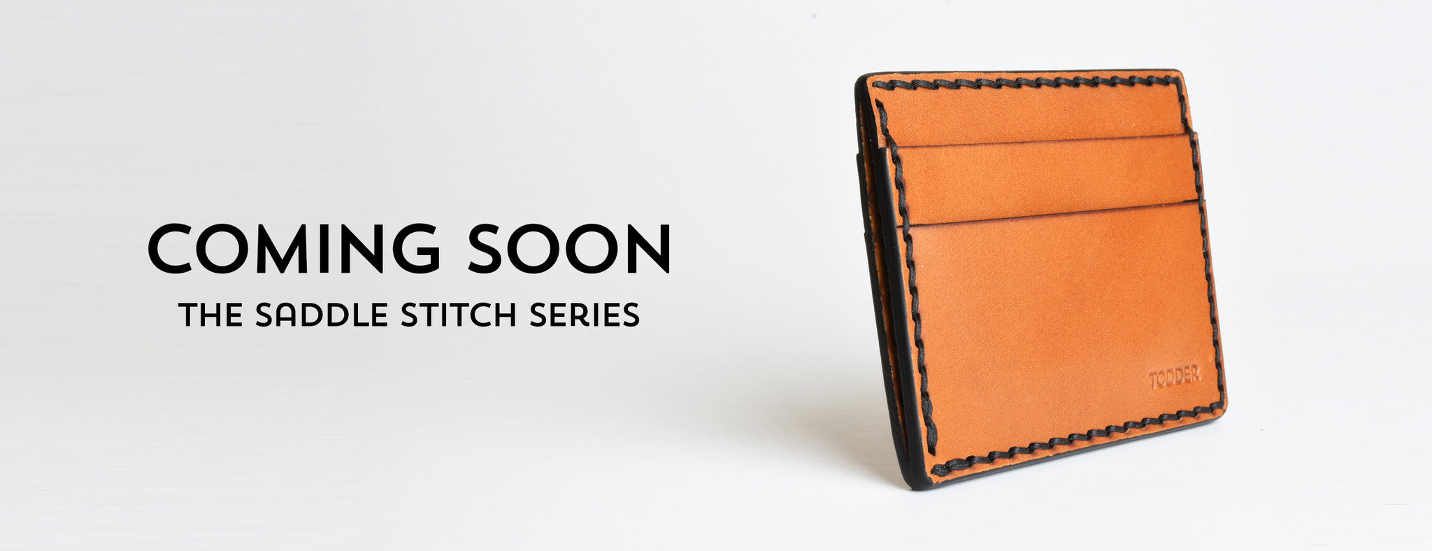 Hand Stitched Wallets
