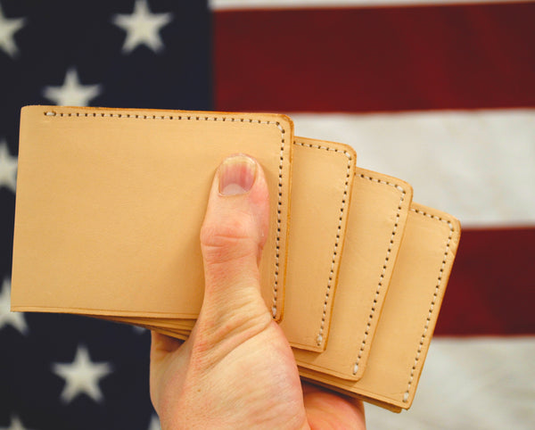 Todder Hand Crafted Leather Wallet