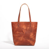 Utility Tote - English Tan