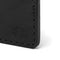 Hand Stitched Money Clip Wallet - Black