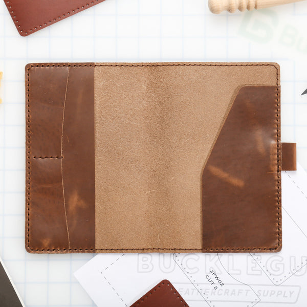 DIY Large Journal Cover Leather Kit
