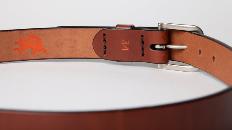 All Around Belt - Brown - 1.25""
