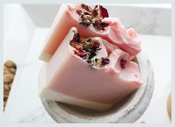 BLUSH Bar Soap
