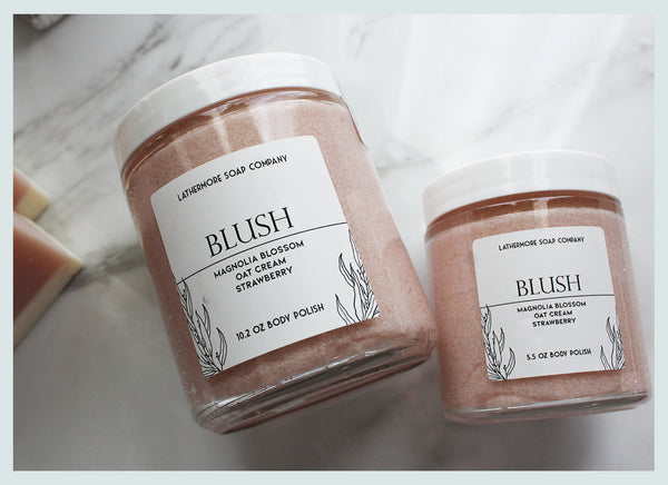 BLUSH Body Polish
