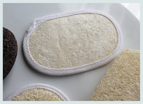 Sisel Body Exfoliation Pad