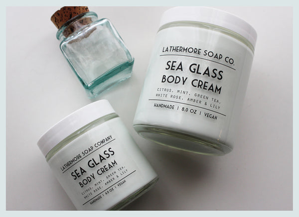 Sea Glass Body Cream