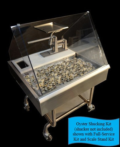 Oyster Shucking Station Kit - the transforMerchandiser - 1