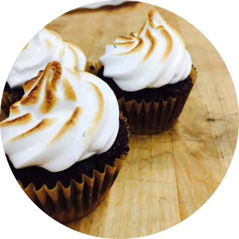 S'mores Cupcake- 6 count