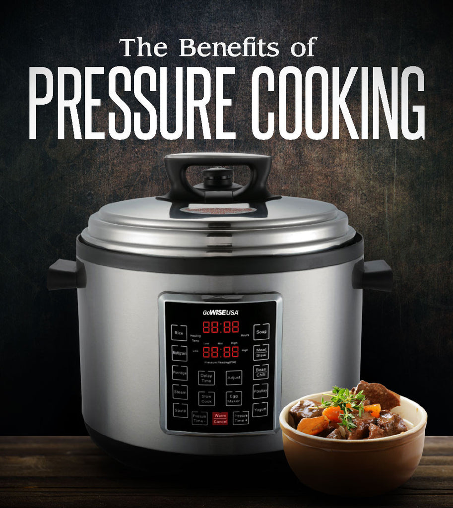 The 411 on Pressure Cookers