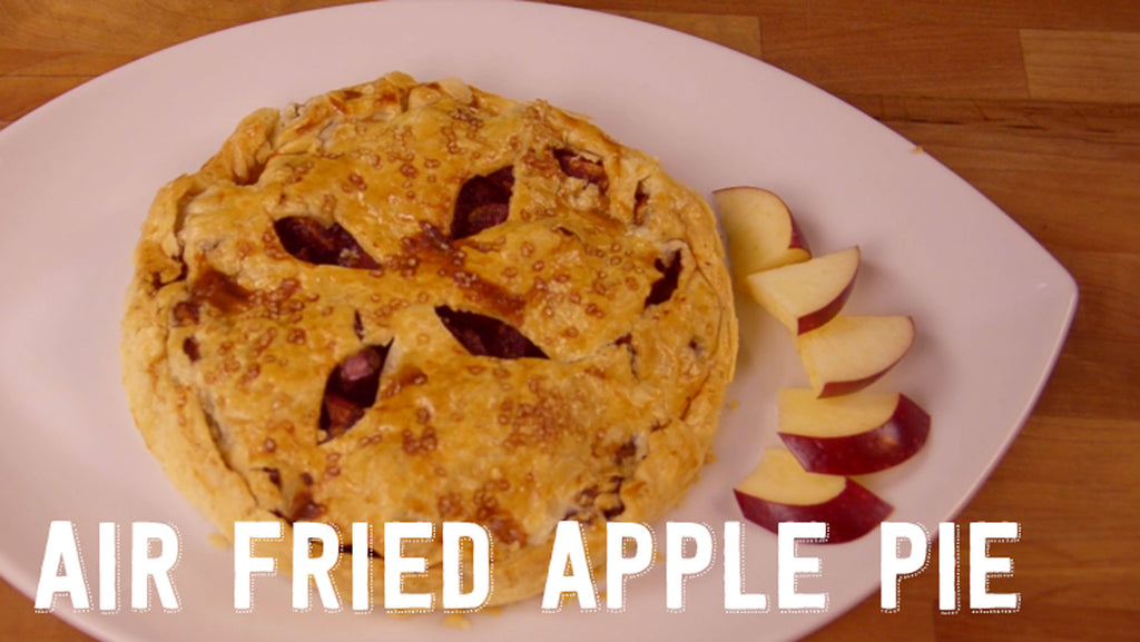 Air Fryer Apple Pie