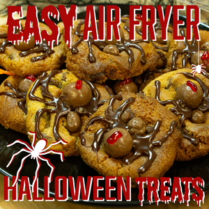 Easy Air Fryer Halloween Treats
