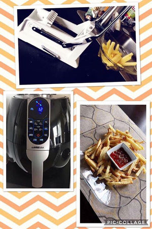 Customer Recipe: Air Fried French Fries