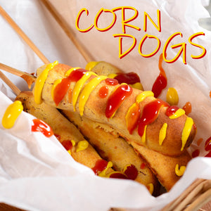 Air Fryer Oven Corn Dogs