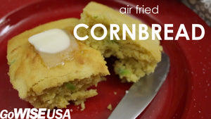 Air Fried Jalapeno Cornbread