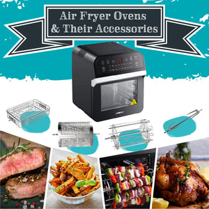Air Fryer Ovens & Their Accessories