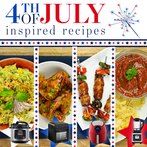 4th of July Inspired Recipes