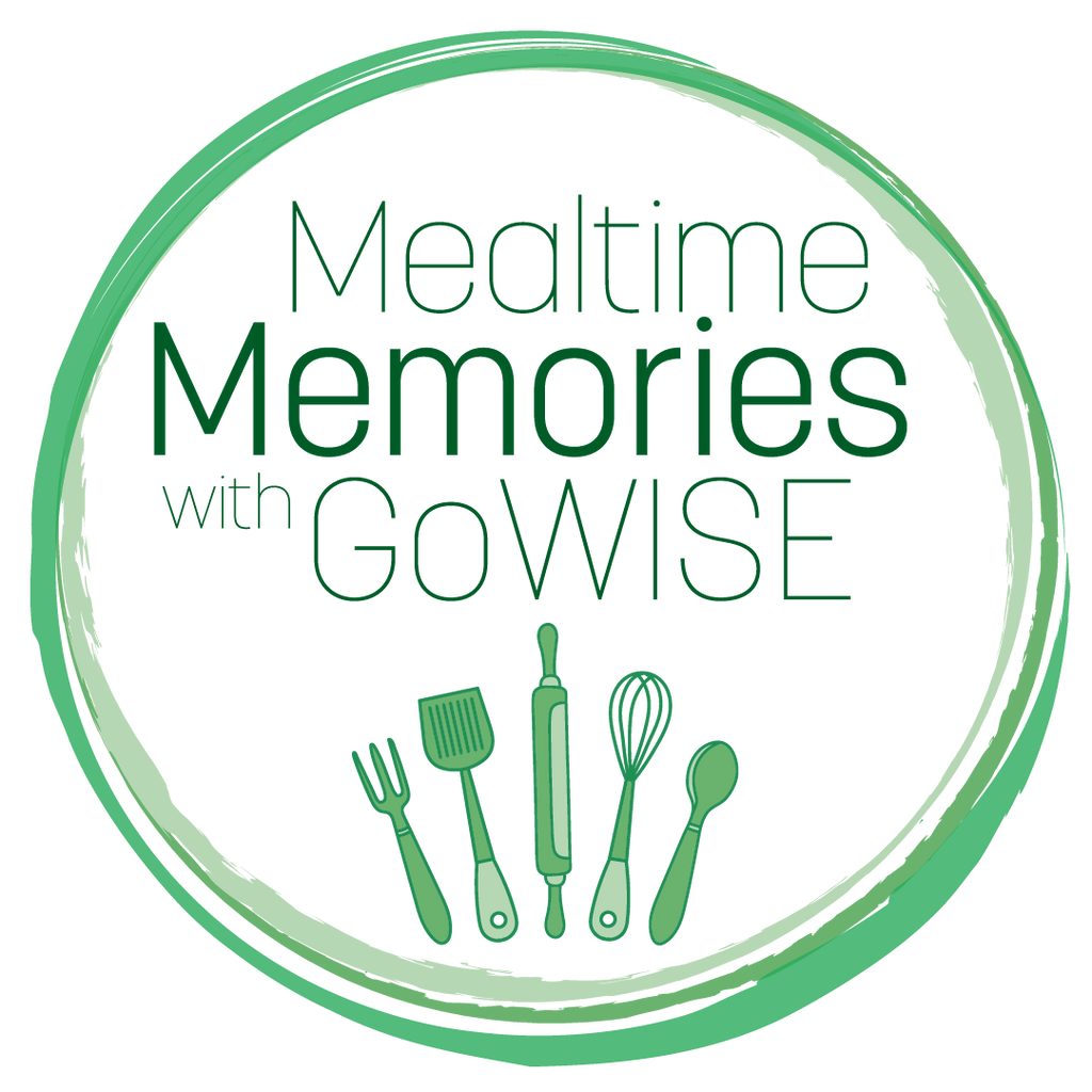 Mealtime Memories with GoWISE: Nana's Macaroni