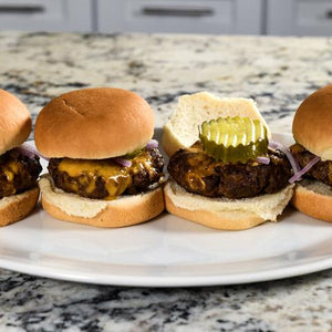 Air Fryer Mini Sliders