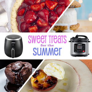 Sweet Treats for the Summer