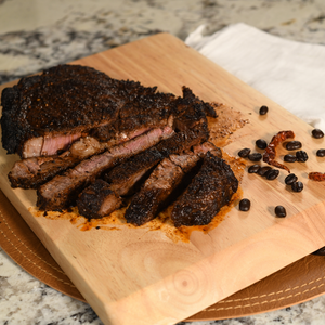 Coffee Rubbed Steak