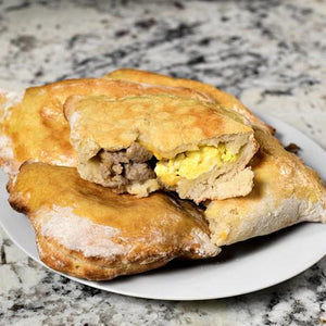 Sausage & Egg Breakfast Pockets